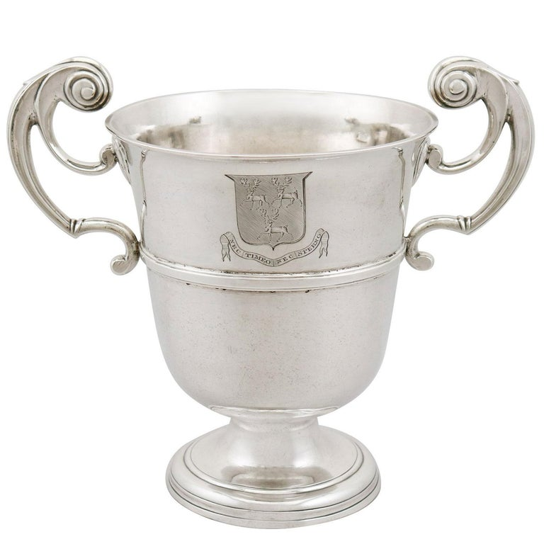 1760s Antique Irish Sterling Silver