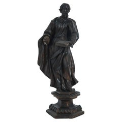 1760s French Wooden Sculpture