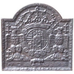 17th-18th Century 'Arms of Loraine' Fireback