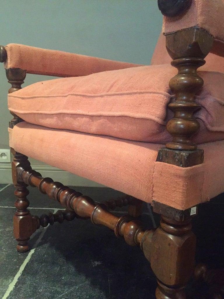 17th Century Armchair For Sale 2