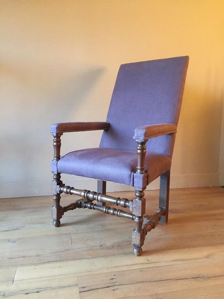 17th Century Armchair For Sale 5