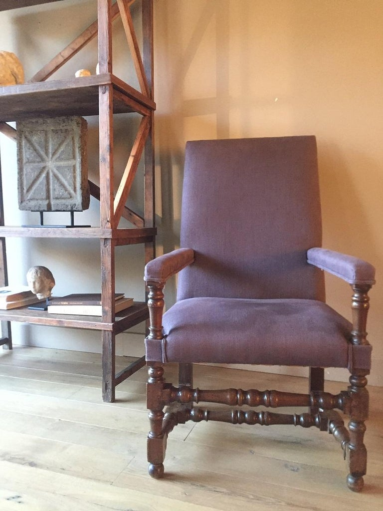 17th Century Armchair In Good Condition For Sale In Vosselaar, BE