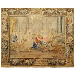 17th Century Brussels Historical Tapestry