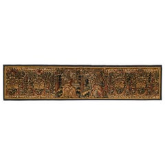 17th Century Brussels Historical Tapestry Panel
