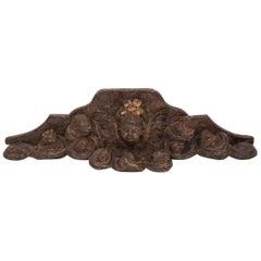 17th Century Carved Bracket