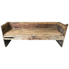 17th Century Catalan Bench