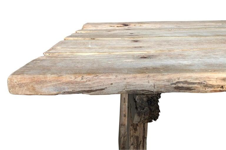 17th Century Catalan Farm Table For Sale 5