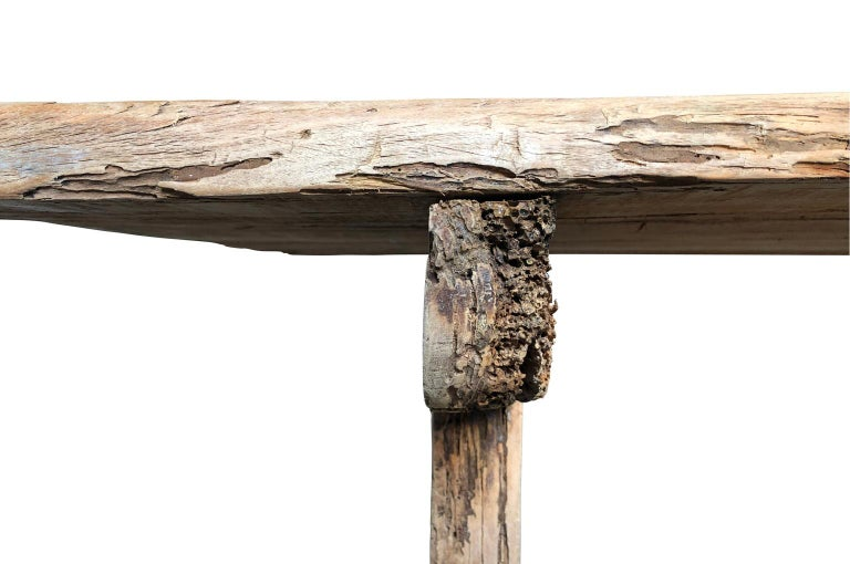 17th Century Catalan Farm Table For Sale 6