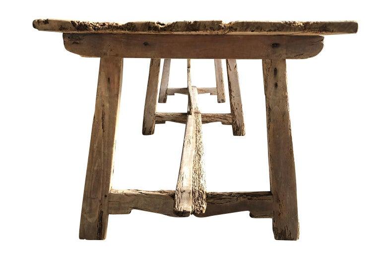 17th Century Catalan Farm Table For Sale 2