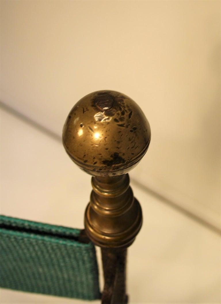 17. Jahrhundert Kurulischer Stuhl 9