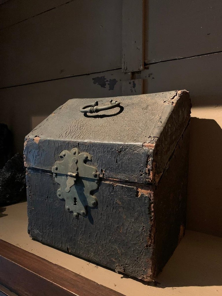 17th Century Cutlery Box For Sale 5