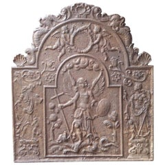 17th Century Dutch 'Archangel Michael' Fireback