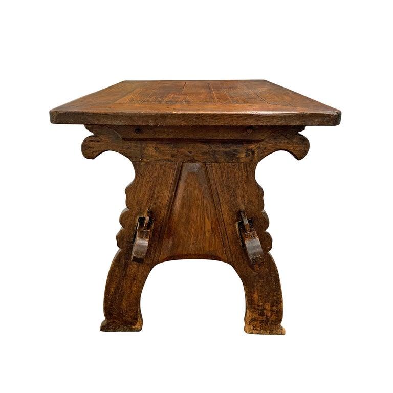 17th Century Dutch Trestle Table For Sale 4