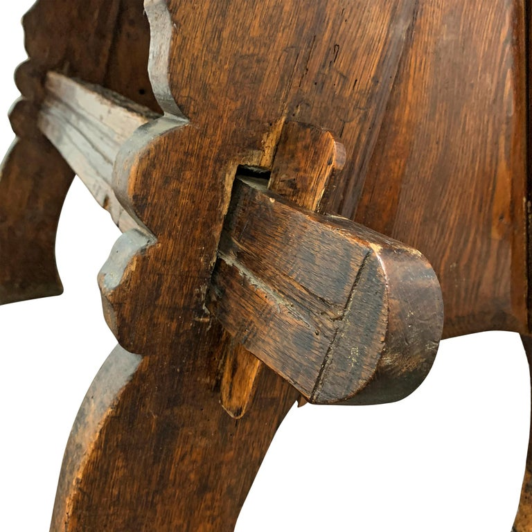 17th Century Dutch Trestle Table For Sale 6