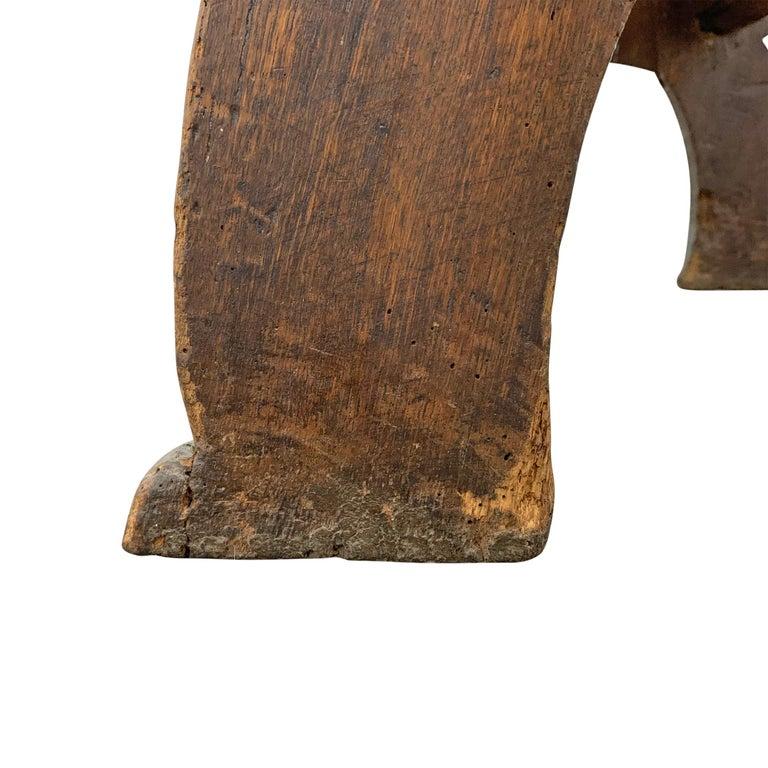 17th Century Dutch Trestle Table For Sale 7