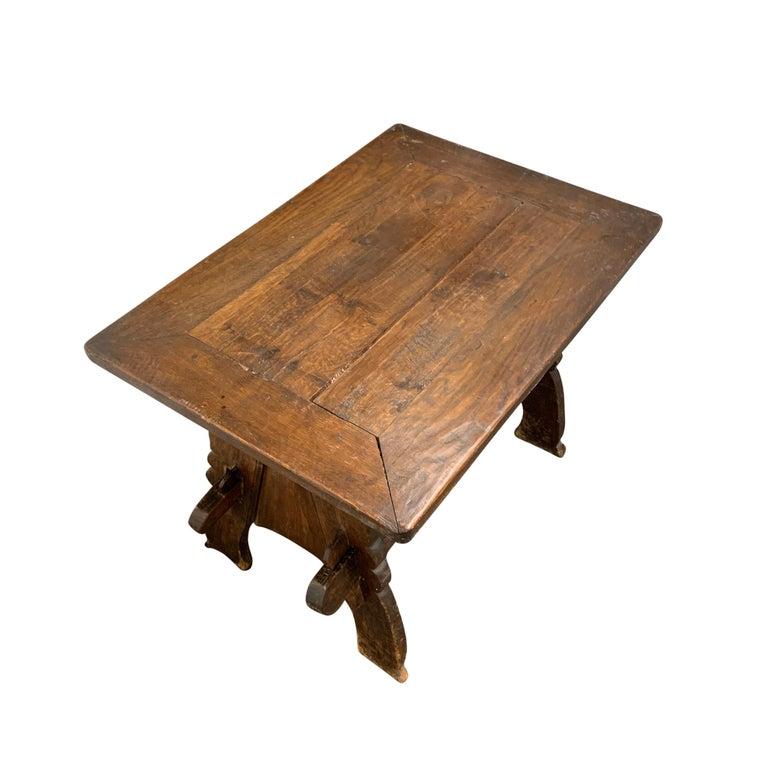 17th Century Dutch Trestle Table For Sale 1