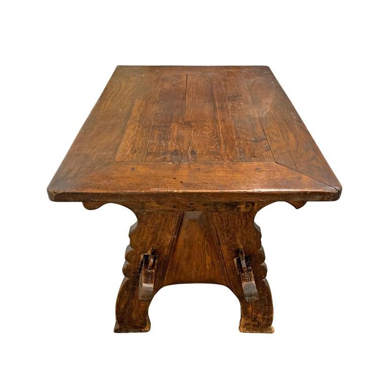17th Century Dutch Trestle Table For Sale 3
