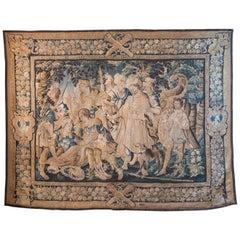 17th Century Flanders Tapestry