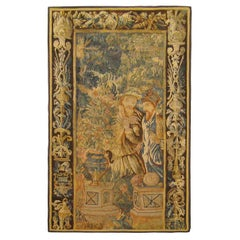 17th Century Flemish Allegorical Tapestry