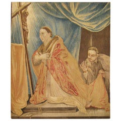17th Century Franco-Flemish Religious Tapestry