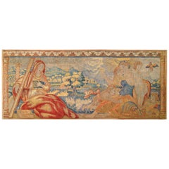 17th Century French Aubusson Biblical Tapestry