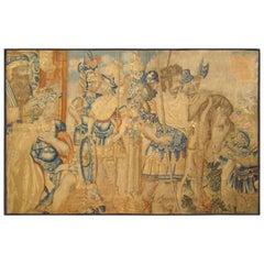 17th Century French Aubusson Mythological Tapestry