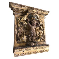 17th Century French Capital Fragment