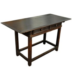 17th Century Italian Console Table