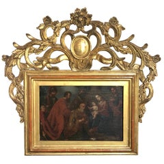 17th Century Italian Oil Painting
