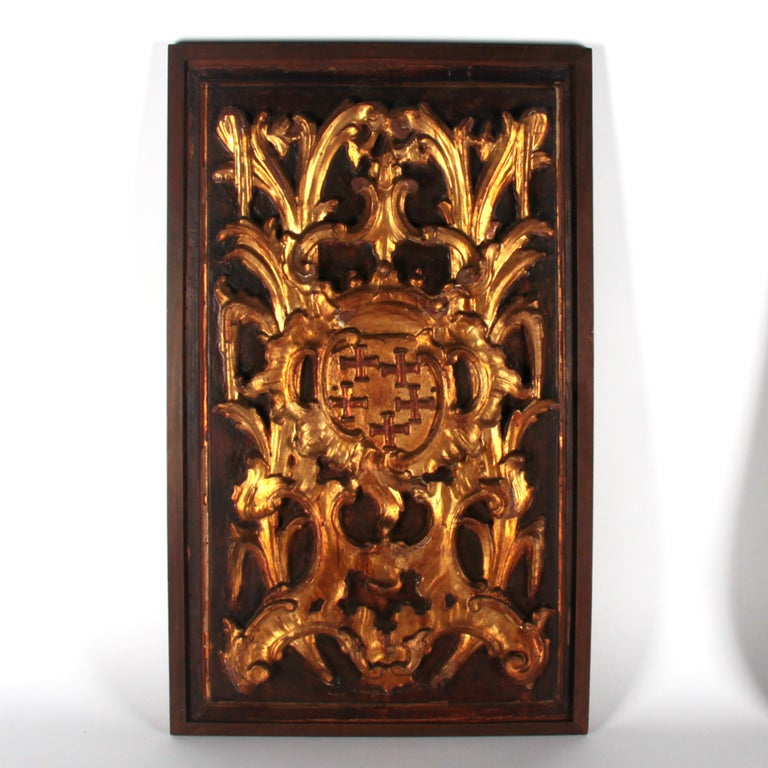 17th Century Italian Panels For Sale 1