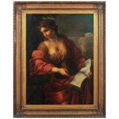 "17th Century Italian School ""Muse"""