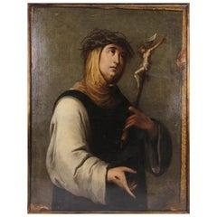 17th Century Italian School St. Catherine of Siena