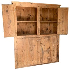 17th Century Primitive Cupboard