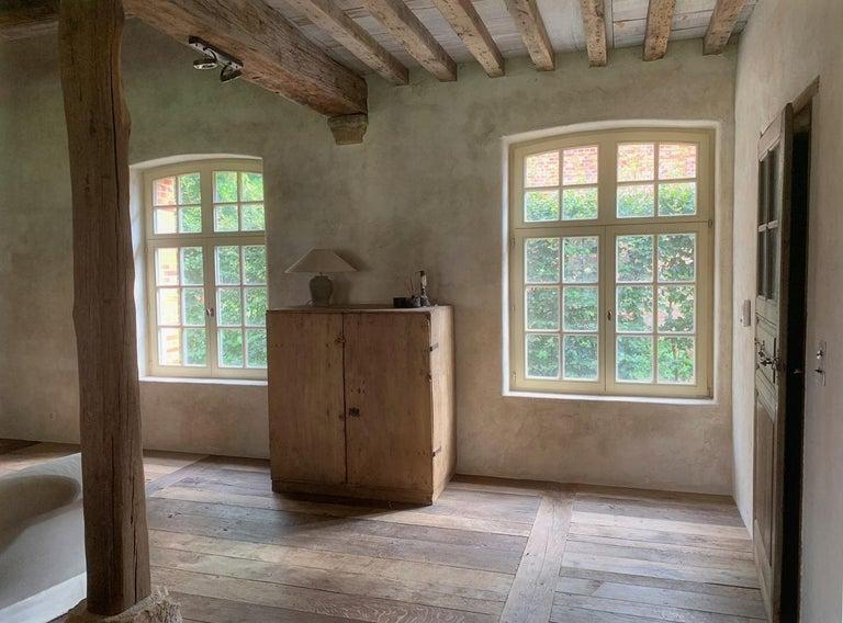 Spanish 17th Century Pyrinee Cupboard For Sale