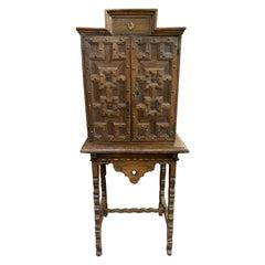 17th Century Spanish Cabinet