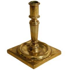 17th Century Spanish Candlestick