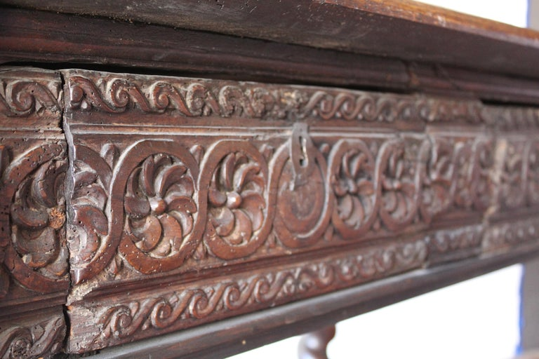 17th Century Spanish Library Table For Sale 9