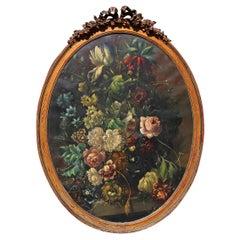 17th Century Style Neapolitan Still Life Painting