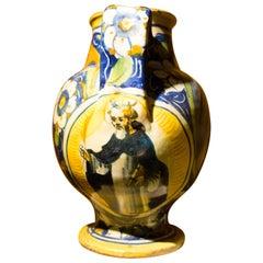 17. Jahrhundert Venezia Majolika Krug