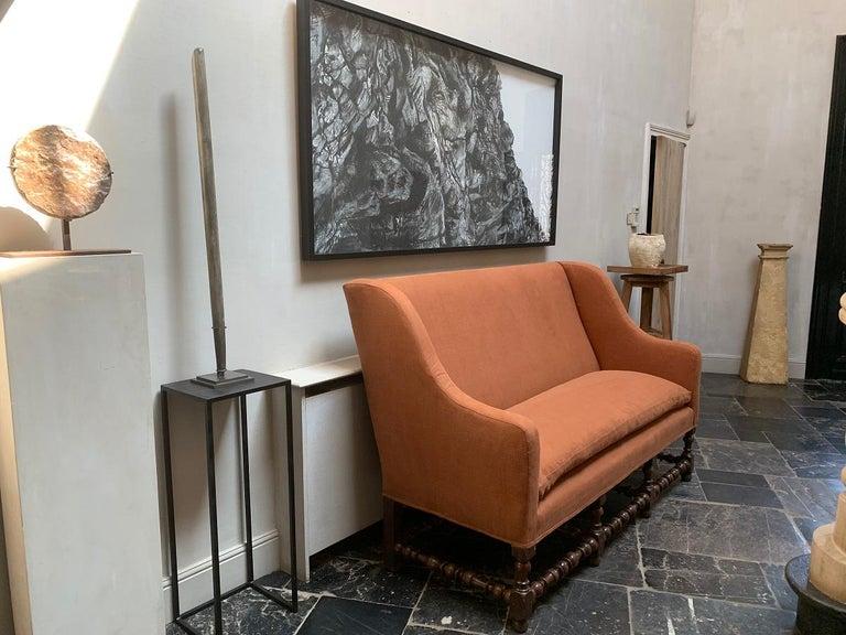 17th Century Walnut Sofa For Sale 2