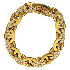 Gold Link Bracelets