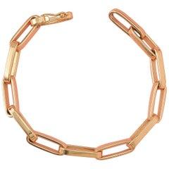 18 Carat Gold Vintage Bracelet
