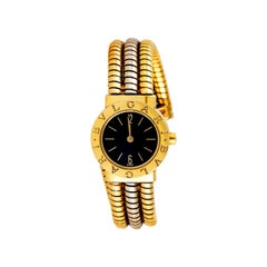 Bulgari 18 Carat Gold Watch