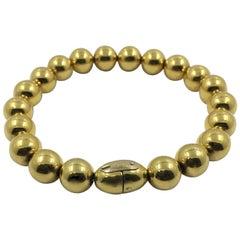 18 Karat Gold Bracelet