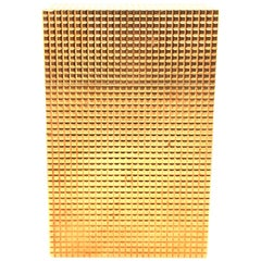 18 Karat Gold Cigarette Box