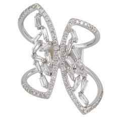 Diamond 18 Karat Gold Ring
