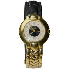 18 Karat Gold Gianni Versace '035' Automatic Wristwatch, Limited Edition