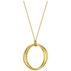 18 Karat Gold Necklace