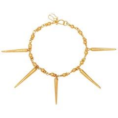 18 Karat Gold PSTM Myanmar Yuzana Bracelet