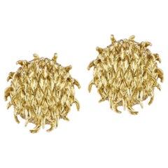 18 Karat Gold Rambutans by Andrew Glassford